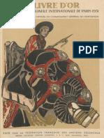Le Livre d'or de La Exposition Coloniale de Paris 1931
