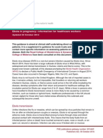 20141030 PHE Information on Ebola in Pregnancy V2 0