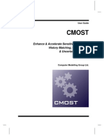Manual CMOST