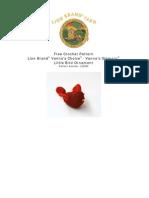Lion Brand Red Bird