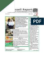 Newsletter 6-1-14