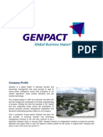 Genpact - Company Information