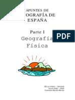 geografia fisica de España