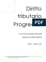Diitto tributario Progredito