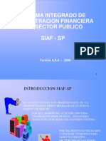 Exposicion SIAF