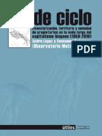 Fin de Ciclo. Financiarización, Territorio y Sociedad de Propietarios