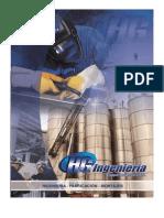 Brochure H&G Ingeniería