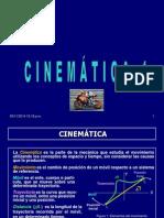 CINEMATICA I