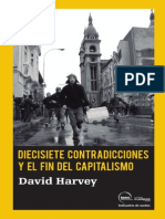 Diez y Siete Contradicciones y El Fin Del Capitalismo Harvey