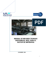 Manual de Mejores Técnicas Disponibles (1)
