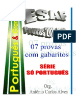 Esaf 2009-2010 - So Portugues - Demo