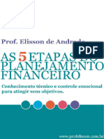 As 5 etapas do planejamento financeiro.epub