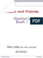 Hippo and Friends Level1 Elementary Teachers Book Frontmatter