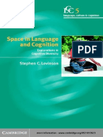 Levinson.space in Language and Cognition