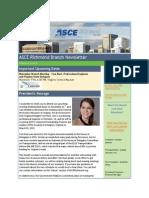 2014 November - ASCE Richmond Newsletter