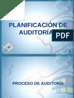 Presentación Planificación de Auditorias I