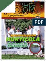 PODER AGROPECUARIO - AGRICULTURA - N 10 - FEBRERO 2012 - PARAGUAY - PORTALGUARANI