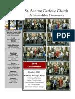 Church Bulletin 4 6 8