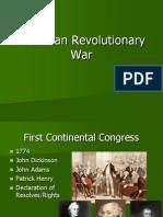 american revolutionary war 12