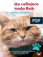 Un Gato Callejero Llamado Bob de James Bowen r1.1