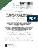 Médicos Atención Primaria (2014 11 03 Np)
