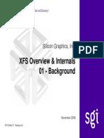 Xfs Filesystem Background