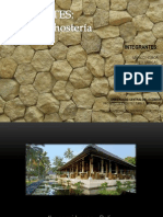 Referentes de Hosterias Para Arquitectura