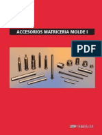 Accesorios Matrices