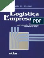 Logistica Empresarial (BALLOU Ronald H)