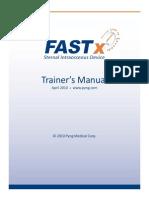 FASTx Trainers Manual(1)