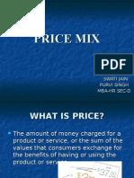 Price Mix