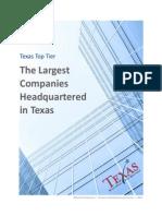 Texas Largest Companies-1