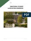 International Student Association Handbook