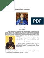 Psihologia Sf. Ignatie Briancianinov