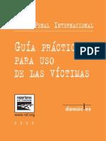 Guia Practica Para El Uso de Las Victimas