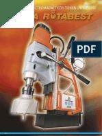 Maquinas y Accesorios-Taladros Electromagneticos-Alfra