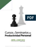 Cursos Productividad Personal