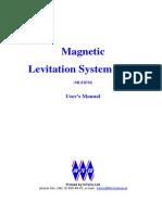Magnetic Levitation System 2EM