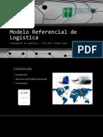 Modelo Referencial de Logística 2013