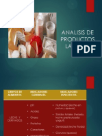 Analisis de Productos Lacteos Original