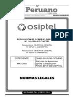 Separata Especial 1 Normas Legales 29-10-2014 [TodoDocumentos.info]