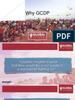 why gcdp