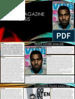 Vibe Magazine Analysis