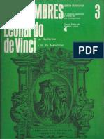003 Los Hombres de La Historia Leonardo de Vinci J Guillerme Et Al 003 CEAL 1968