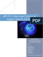 Glaucoma Crónico de Ángulo Abierto
