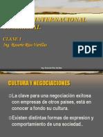 Cultura Internacional Comercial