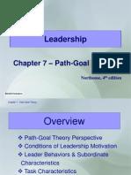 Path Goal Theory