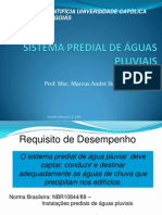 Água Pluviais PUC