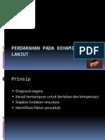 Perd.antepartum
