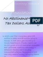 Abstinence Powerpoint